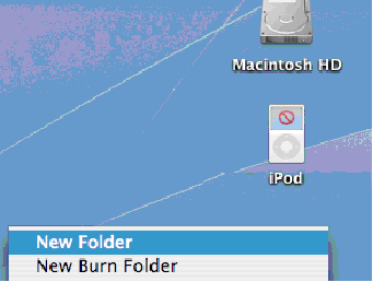 iPod backup