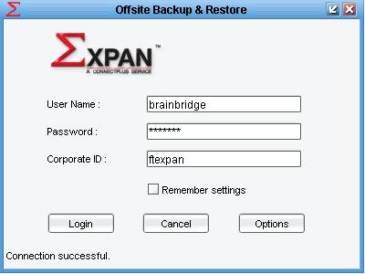 Offsite Backup & Restore