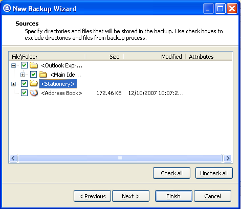 how to backup to g drive
