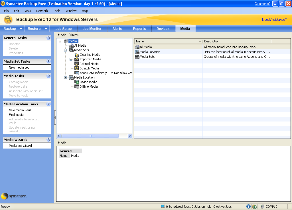 Symantec Backup Exec: Latest Backup Weapon from Stable of ...