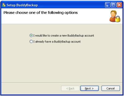 BuddyBackup