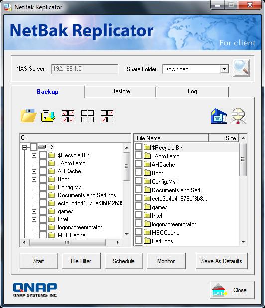 QNAP TurboNAS TS-459 Pro review | Backup HowTo
