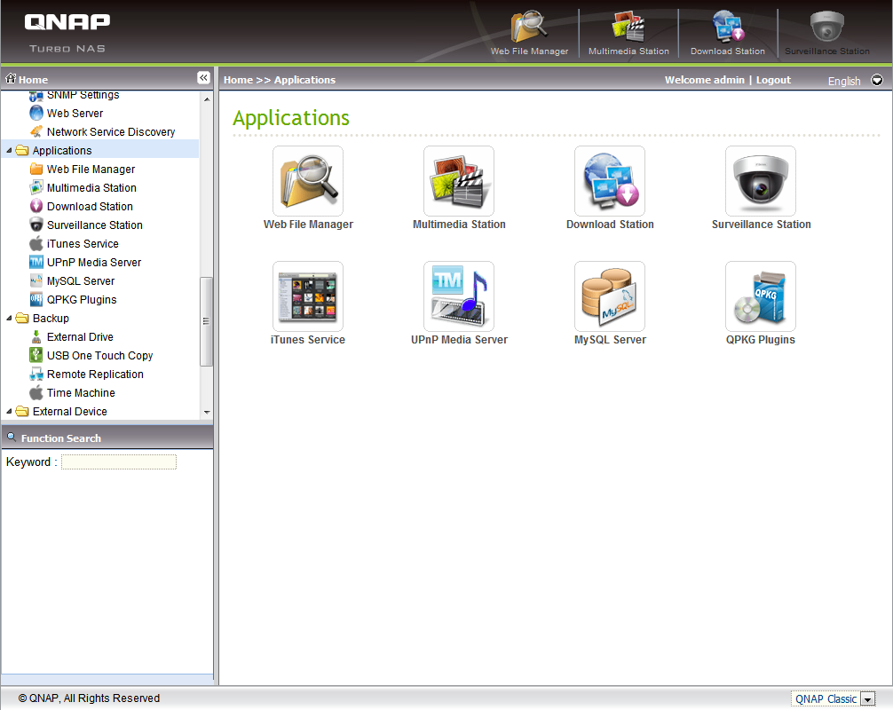 Qnap File Station Download