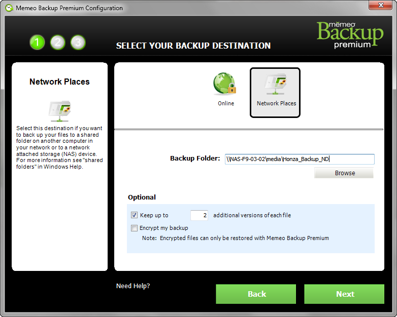 Netgear ReadyNAS Ultra RNDU4220 as a backup solution