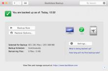 Backblaze: unlimited cloud backup for 5 USD per month