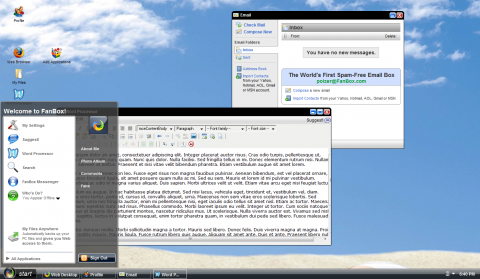 FanBox Desktop