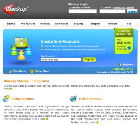 ibackup.com