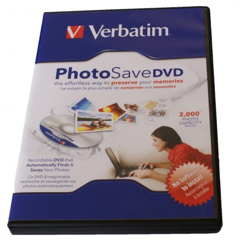Verbatim PhotoSave DVD