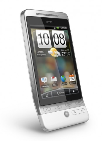 HTC Hero - Android powered phone