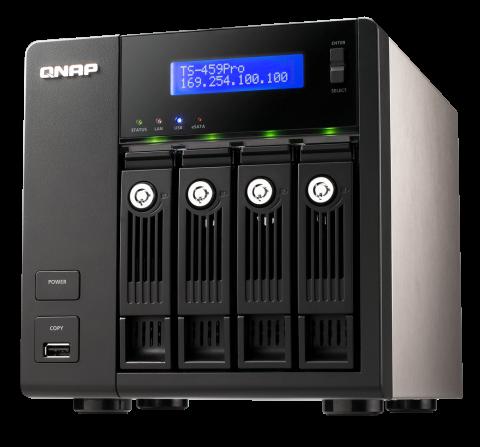 QNAP TurboNAS TS-459 Pro